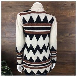 BB Dakota Sweaters - BB Dakota Aztec Cardigan